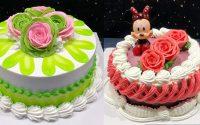 Tutoriel vidéo de décoration gâteau recette de gâteau d'anniversaire et donnez votre avis