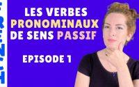 Verbes pronominaux de sens passif. Qu'est-ce que c'est ? Leçon de français