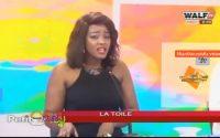 cette femme donne bon leçon de morale a la journaliste Aissatou Diop fall .