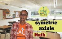 2ème collège / leçon 6 : Symétrie axiale