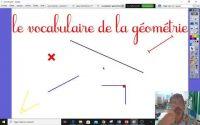 Apprendre le VOCABULAIRE DE LA GEOMETRIE. leçon de géométrie cm1/cm2 - maths leçon cm2 - maitre ludo