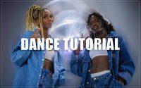 Badgyal cassie feat mel's tutoriel afrodance