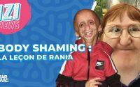 Body Shaming : La leçon de Rania • IZI NEWS
