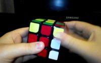 Comment faire un rubik's cube 3×3 ?  Tutoriel Débutant !