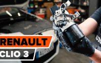 Comment remplacer des moteur d'essuie-glace sur RENAULT CLIO 3 [TUTORIEL AUTODOC]