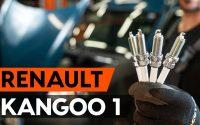 Comment remplacer un bougie d'allumage sur RENAULT KANGOO 1 (KC) [TUTORIEL AUTODOC]