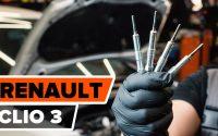 Comment remplacer une bougie de préchauffage sur RENAULT CLIO 3 [TUTORIEL AUTODOC]