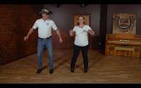 Cours de danse en ligne. Apprendre à danser le country en ligne avec l'Académie Danse à Ton Rythme.