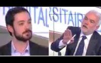 David Guiraud (FI) donne une leçon de journalisme à Pascal Praud qui se vexe 😂