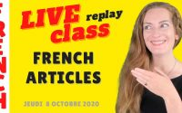 Direct : FRENCH ARTICLES - For beginner French learners - Leçon + exercices