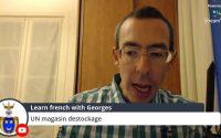 FREE french lesson LIVE- A1- j'ai un secret- leçon 56