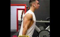 Fitness tutoriel ( Super-pump arm ) حركات رياضية تعليمية