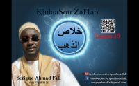KhilaaSou ZaHab - Leçon 15 par Serigne Ahmad Fall