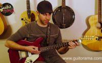 """LE B.A-BA DE LA GUITARE cours n°4 """"L'éscalier"""" (tuto pour apprendre les bases de la guitare)"""