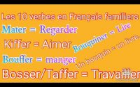 Leçon 144 : 10 verbes français familiers - Useful French verbs - Learn French in pashto