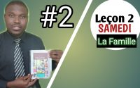 """Leçon  2 """"La Famille"""""""