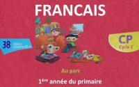 Leçon N°38 de Français pour la 1ère année du prima