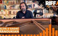 Leçon d'André Manoukian - Ep.9 : 1794, l'invention du jazz