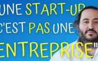 Leçon d'Entrepreneuriat selon Oussama Ammar  