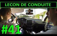 Leçon de conduite #41 - Demi-tour