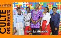 MDEC - Leçon N°23 : Ruth la Moabite