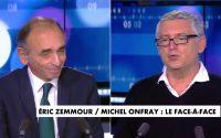 Michel Onfray  « Les musulmans nous donnent une leçon d'anti-matérialisme » #Facealinfo