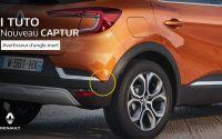 Nouveau CAPTUR | Tutoriel Avertisseur d'angle mort | Renault