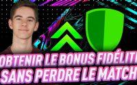 OBTENIR LE BONUS FIDÉLITÉ RAPIDEMENT SANS PERDRE DE MATCH ! - Tutoriel Fifa 21
