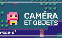 Programmer un jeu d'aventure EP2 : Caméra et items - Tutoriel PICO-8
