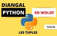 Python Tutoriel n.8   LES TUPLES   BabaScience SN.