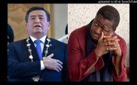 TOGO : La belle leçon du président kirghiz à Faure Gnassingbé