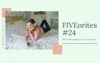 The FIVEorites #24 | Skin Decision, la Leçon, Calzedonia…