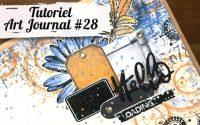 Tutoriel Art Journal #28