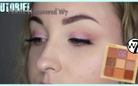 Tutoriel Maquillage n°35 | Uncovered - W7 (dupe Huda Beauty??) 🔥