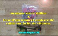 [Tutoriel] Montage Short Shifter & Support de câbles en acier - Renault Mégane 3 RS