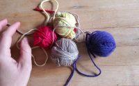 Tutoriel Tricot - Le noeud magique (magic knot)