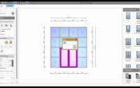 Tutoriel WIC3D 1 : Définition mur rideau - Configuration 1