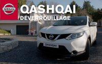 Tutoriel déverrouillage - Nissan QASHQAI
