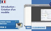 Tutoriel pour débutant sur RFEM 5 | 002 Introduction - Création d'un modèle