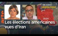 Une Leçon de géopolitique #12 - Les élections américaines vues d'Iran - Le Dessous des cartes | ARTE
