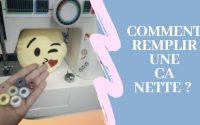 #tutoriel   كيفية تركيب الخيط في الماكينة    comment enfiler une machine à coudre   ELINITA220