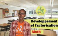 3ème collège / leçon 1 : développement et factorisation
