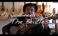 All you need is Love (The Beatles) - Guitare tutoriel