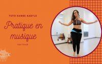 Apprendre la danse kabyle débutant | Tuto #3 | COURS DE DANSE 💃