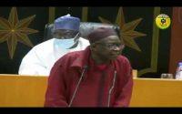 Assemblée nationale :   la leçon de serigne mansour sy diamil aux parlementaires
