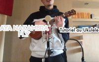 Aya Nakamura - Fly (tutoriel au ukulele)