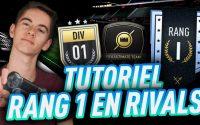 COMMENT FINIR RANG 1 EN DIVISION RIVALS ! - Tutoriel Fifa 21
