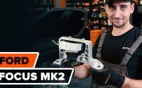 Comment remplacer des support moteur sur FORD FOCUS MK2 Berline [TUTORIEL AUTODOC]