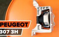 Comment remplacer des support moteur sur PEUGEOT 307 (3H) [TUTORIEL AUTODOC]