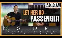 Cours de Guitare : Apprendre Let Her Go de Passenger
